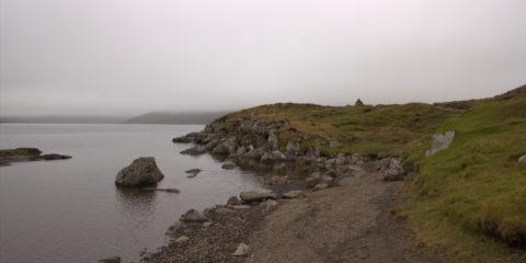 Gásadalur og Sørvágsvatn
